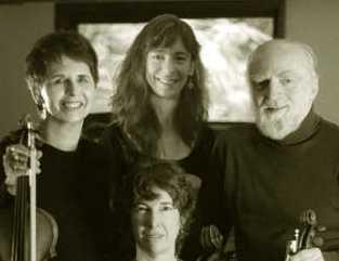 Quartet with DeAnne